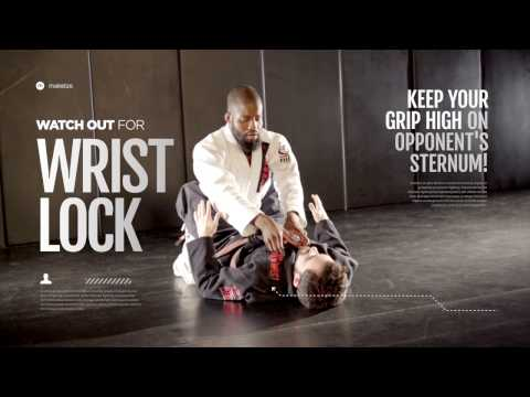 BJJ - Closed Guard Pass to Arm Bar