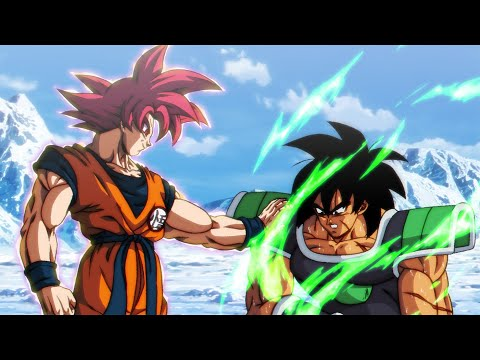 WHAT IF BROLY listened to GOKU?  Dragon Ball Super Broly