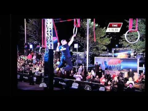 American Ninja Warrior Season 5 - Baltimore Qualifiers, Mike Bernardo