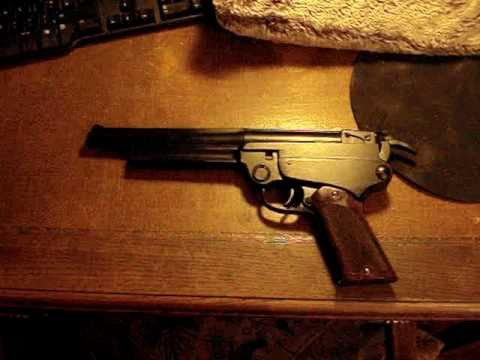 Webley Mars Airsoft Pistol / Mars Automatic Airsoft Pistol