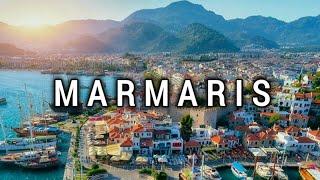 Мармарис обзор набережной Bar Street Marmaris Советы туристам Отдых в Турции в октябре 2020