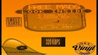 FREE MADS - Look Inside ( Euro Mix )
