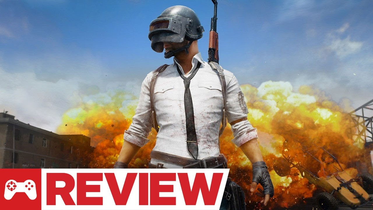 Playerunknown S Battlegrounds Early Access Review Youtube