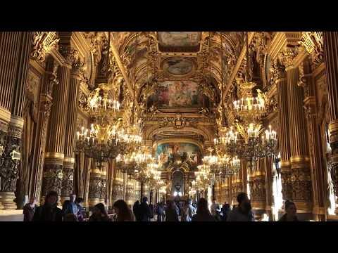 Paris Opera House With Euro - Phantom Of The Opera