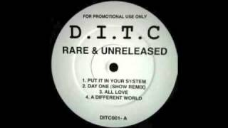 D.I.T.C Day One (Show Remix)