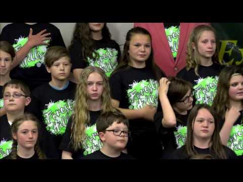 Forest Hills 6th Grade Recognition Program 2017