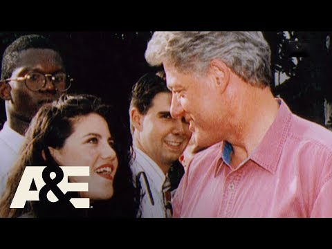 Monica Lewinsky on Early Flirtation with Bill Clinton | The Clinton Affair: Premieres Nov 18 | A&E