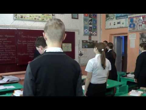 Снимаем видео на уроке ОБЖ