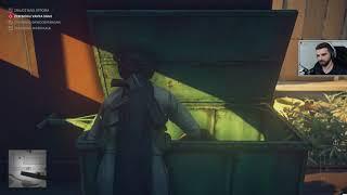 Hitman 2 #8 - Bocznica kolejowa [Bombaj]