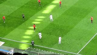 Ronaldo scores his first goal against Osasuna live HD