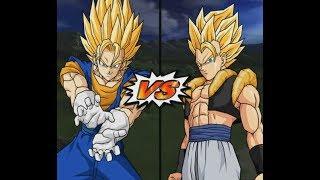 [TAS] Dragon Ball Budokai Tenkaichi 3 - Vegito Vs Gogeta