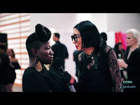 KORTO MOMOLU GOT FASHION HACKED AT FASHIONX DALLAS!!!