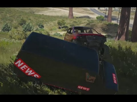 """BEST OF GTA 5 RP #37 - """"Look, Free GTR!"""", The Scam Jesus, They Are Trying to Kill Ron Otterman! thumbnail"""