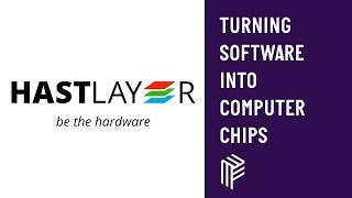 Turning Software Into Computer Chips - Hastlayer - Lightning Talk - Dot Net Sheff - July 2018