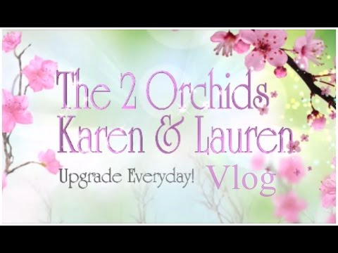 ♡ Vlog #2  ♡ | The 2 Orchids