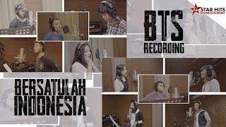 Gambar cover BTS Recording Bersatulah Indonesia