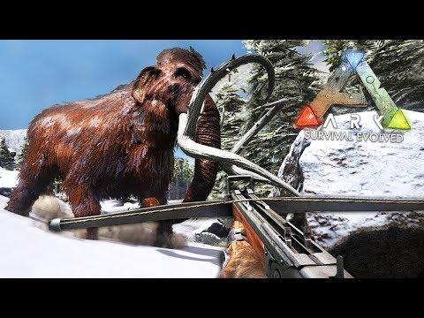 ARK: Survival Evolved -ХОЛОДНЫЕ ГОРЫ!! (ARK Ragnarok)
