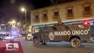 Enfrentamiento en Cuernavaca deja 4 heridos / Vianey Esquinca