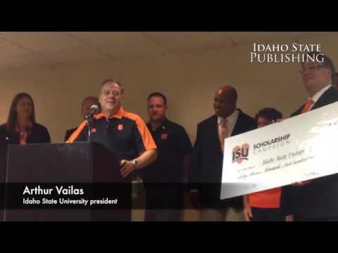 ISU administration raises over $53,000 for I Love ISU scholarship campaign