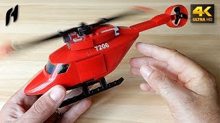 How to Build a Lego Rescue Helicopter (Updated MOC - 4K)