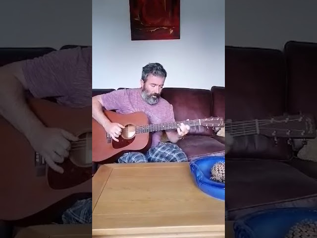 'Bought and Sold' Rory Gallagher cover by Tadg Sheehan