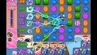 Candy Crush Saga Level 1549 【Hard Level】★★★ NO BOOSTER
