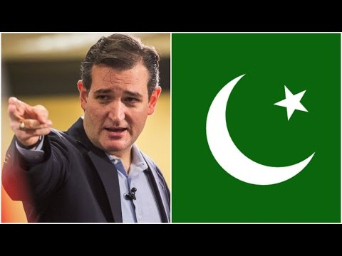 Islamic Apologist Torn Apart By Ted Cruz