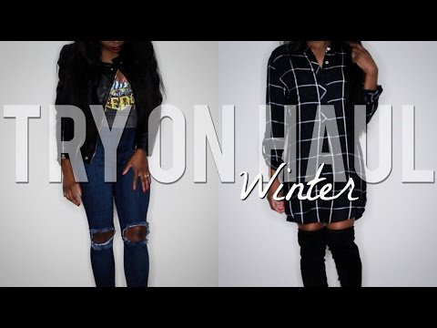 WINTER TRY ON HAUL FASHION NOVA, WET SEAL, HOT MIAMI STYLE, AND MORE