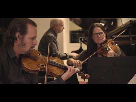 The Ecstasy Of Gold  Ennio Morricone  Quartetto Pessoa & Leandro Piccioni