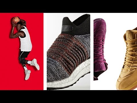A Weird ULTRA BOOST, Nike REACT, Public School x JORDAN  on #TodayinSneaks sneaker