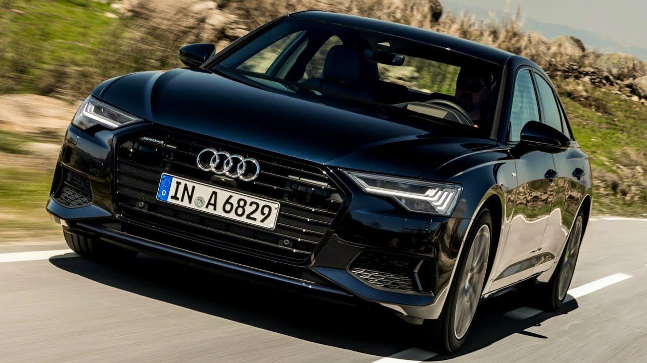 2019 Audi A6 Quattro Elegant Full Size Sedan With All Wheel
