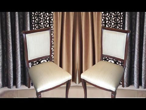 DIY-HOW TO REUPHOLSTER A DINING ROOM CHAIR - ALO Upholstery