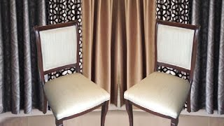 DIY: HOW TO REUPHOLSTER A DINING ROOM CHAIR - ALO Upholstery