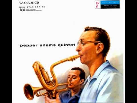 Pepper Adams – Unforgettable