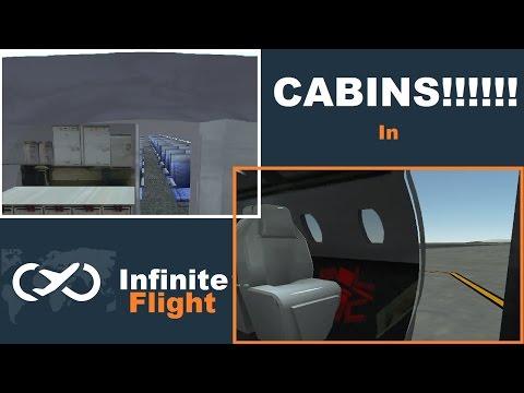 Plane Interiors in INFINITE FLIGHT // Infinite Flight Tutorial