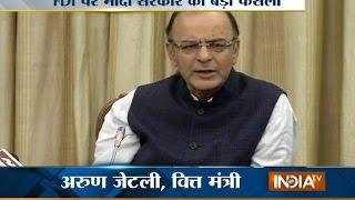 Economic Reforms: Modi Govt's Big FDI Push in 15 Key Sectors