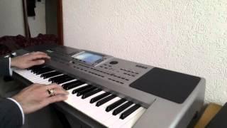 Lambada piano