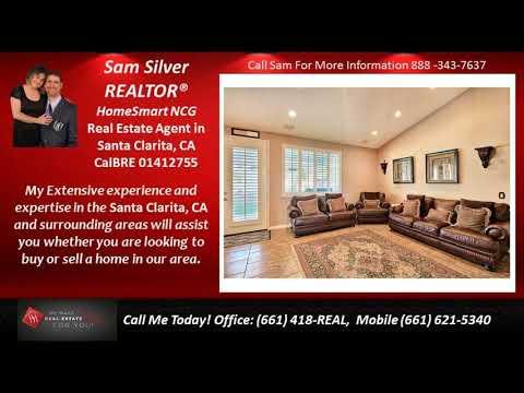 Santa Clarita Real Estate Prices - Call 661-621-5340 Sam Silver HomeSmart CalBRE 01412755