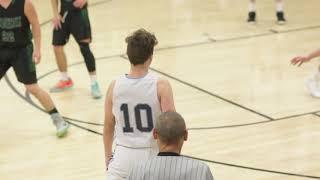 Oceanside at Lincoln Academy preseason boys basketball