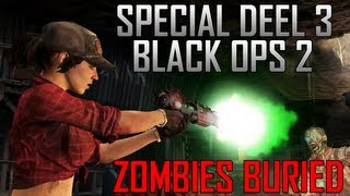 "Black Ops 2 Zombies ""BURIED"" Special #3 - Run, Run, Run! (Dutch Commentary)"