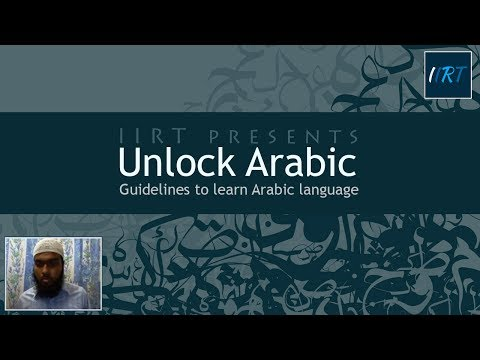 Unlock Arabic: Guidelines to learn Arabic language