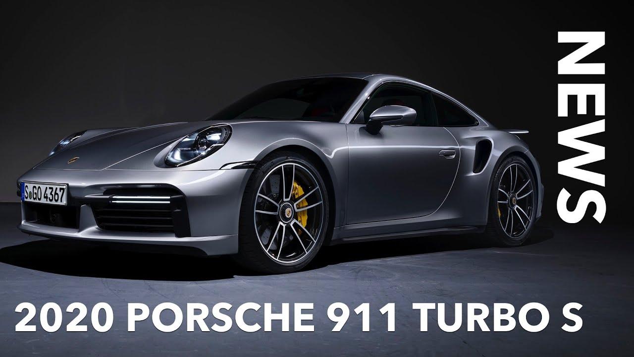 2020 Porsche 911 Reviews
