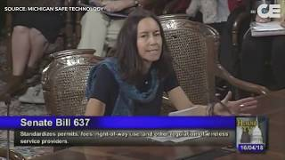 Veteran MD Drops Bombshell About 5G Technology Dangers At 5G Hearing