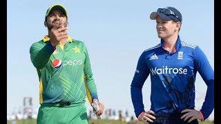 england vs pakistan semi final    pak won the toss chose bow first    icc champions trophy 2017