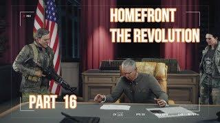 HOMEFRONT THE REVOLUTION WALKTHROUGH MAYOR SIMPSONS DEATH PART 16