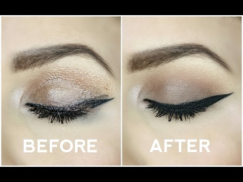 HOW TO STOP YOU MAKEUP SMUDGING/TRANSFERRING!!
