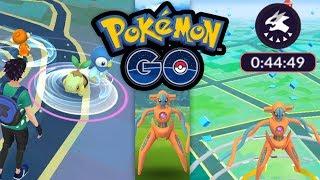 Generation 4 Nester, warum so viele Neständerungen? + Deoxys × 2 | Pokémon GO Deutsch #759