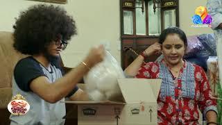 പ്രളയബാധിതരായ സഹോദരങ്ങൾക്ക് കൈത്താങ്ങുമായി ബാലുവും കുടുംബവും   Uppum Mulakum   Viralcuts