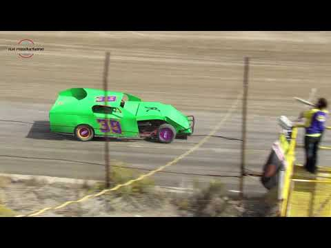 Desert Thunder Raceway 305 Modified Main Event 9/29/18-Day Race