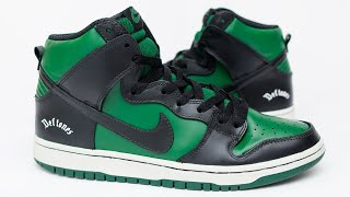 Nike Dunk Deftones Customs - YouTube